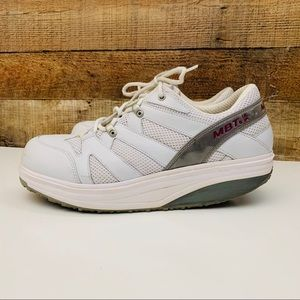 MBT Sport White Sneakers